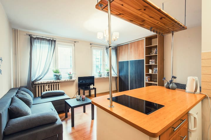 APARTMENT 100m from RYNEK / UP TO 4 PEOPLE - nr 2