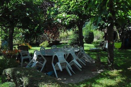 LA CHARRETTE : chambres d'hotes - Dunière-sur-Eyrieux