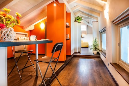Arc en Ciel, Suite Arancio - Appartement