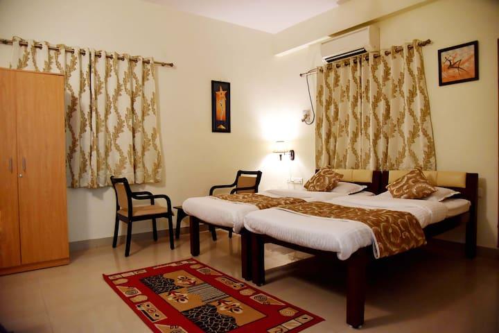Ivory House - Nagpur - Lakás