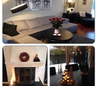 close to turistattractions and center of Ålesund - Alesund - Townhouse