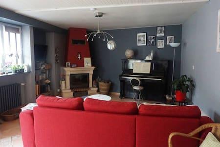 Jolie chambre dans maison, plein cœur de Tréguier - Tréguier - Talo