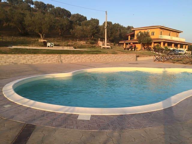 Matrimoniale + terrazza - La collina dolce - Cropani - Apartment