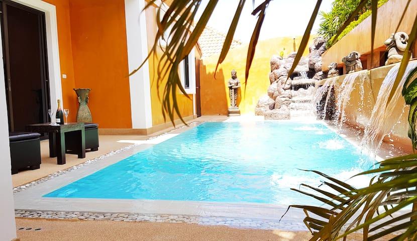 HIDELAND Luxury Villa Pattaya Walking Street ★★★★★
