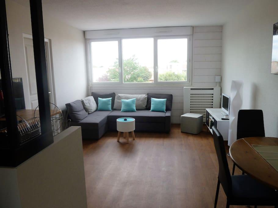 Joli t2 40m2 bordeaux quartier st augustin appartements for Appartement bordeaux 40m2