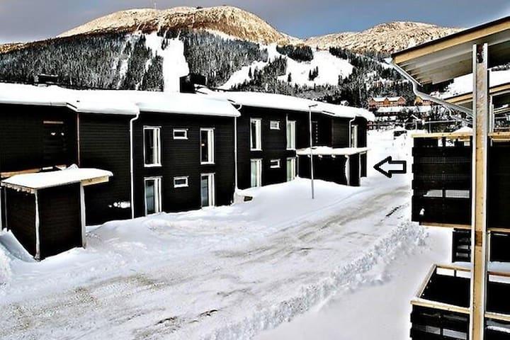 Bekvämt boende i Åre