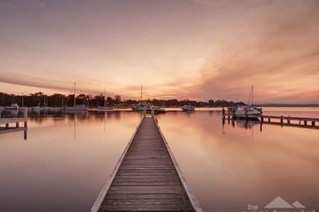 Adrift Lake Macquarie - Central Coast - Haus