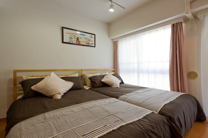 Close to Roppongi/3min from sta./Heart of TOKYO