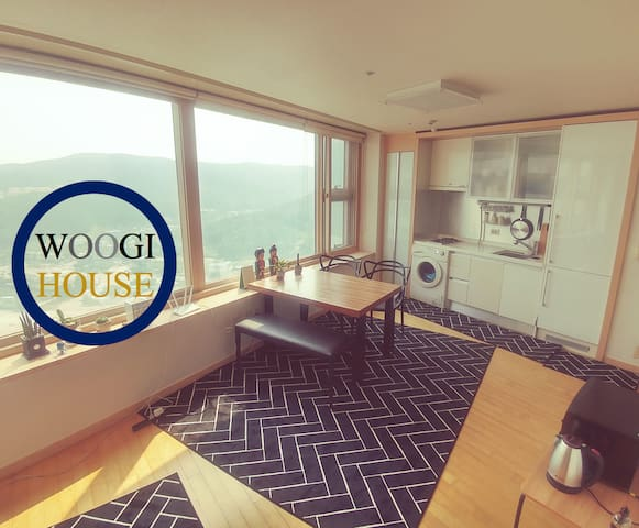 [Hot]초고층의 Cozy House & Perfect View in Jeongja