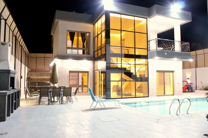 The Amazing Villas - Dead Sea (Villa B)