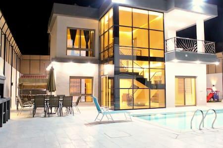 The Amazing Villas - Dead Sea (Villa B)