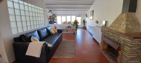 The top loft, un lloc ideal a prop del mar!