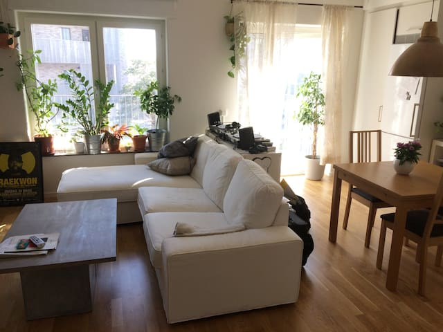 High standard flat in beautiful Nacka Strand - Nacka - Wohnung