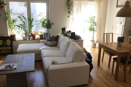 High standard flat in beautiful Nacka Strand - Nacka - Apartment
