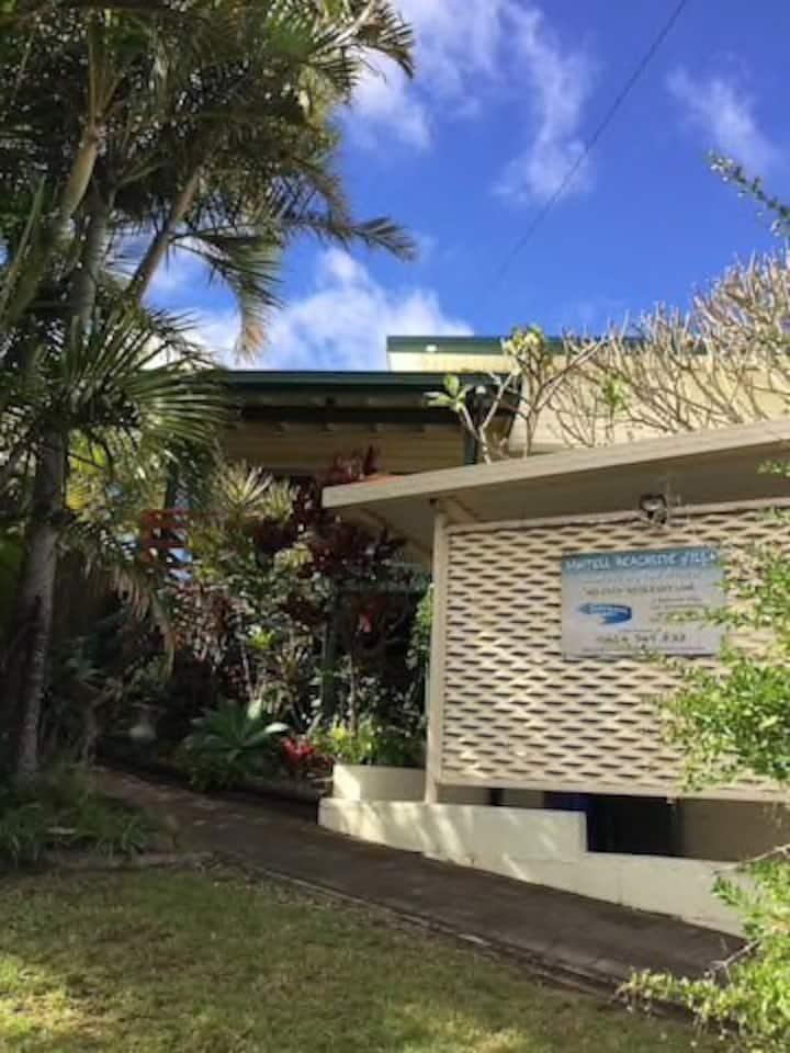 Sawtell Beachside Villa