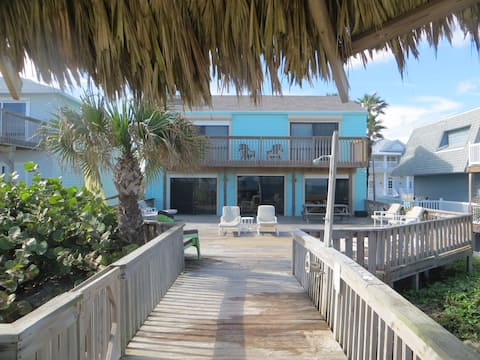 Ocean Front Home perfect for Family Gatherings