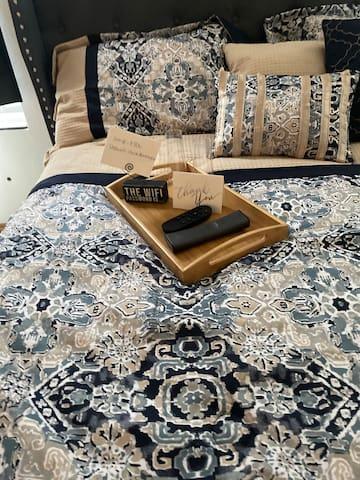 Master Bedroom Cali King