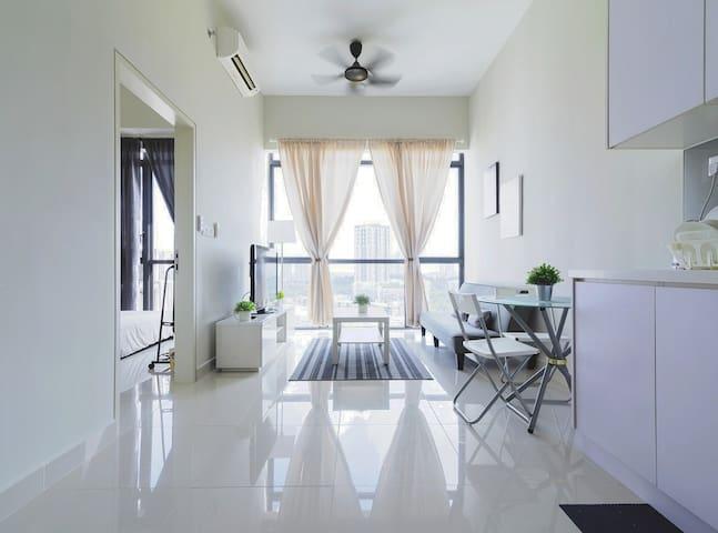 for those who like a simple & minimalist house concept