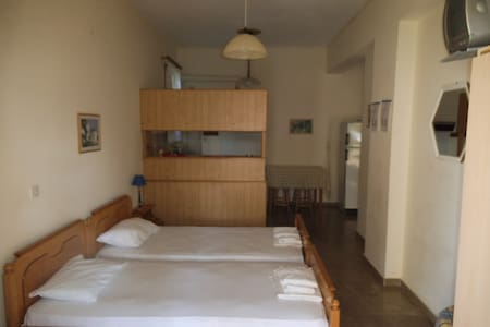 Villa Xenos - Family Apartment - Kalamaki - Apartament