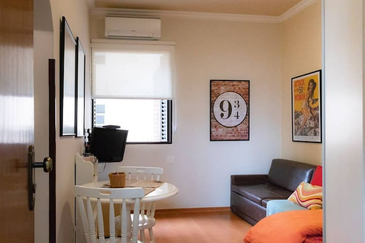 Studio flat close beach AC&WI-FI 34
