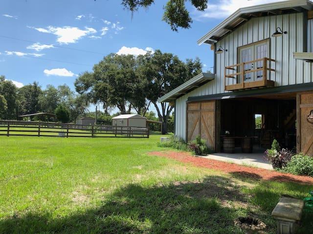 The Loft at Triple C Ranch