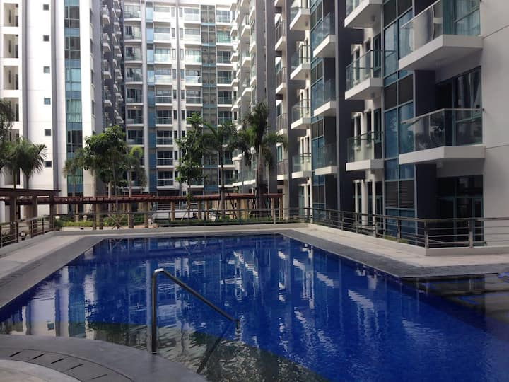 Condo in front of Manila Airport