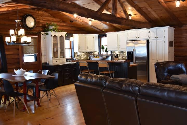 The Rexford Cabin