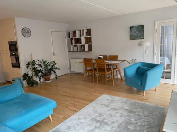 Cozy Apartment nearby  Frederiksberg Have