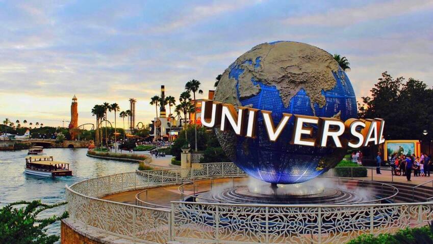 Amazing apartment! Next door Universal Studios