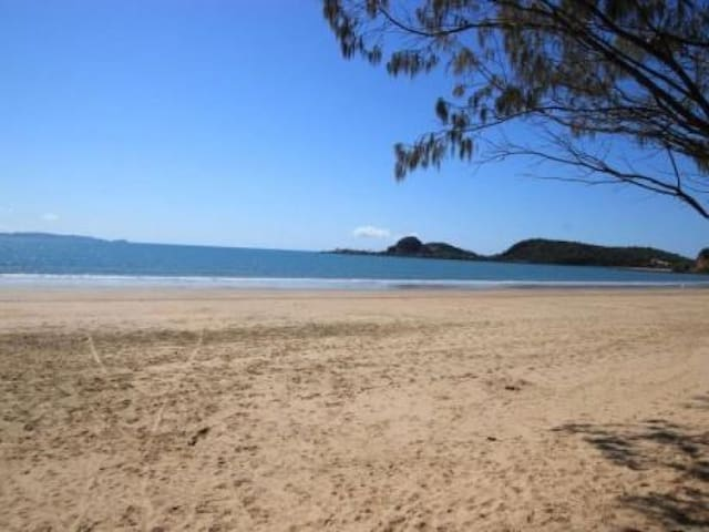 Wanda @ The Bay, Cooee Bay Holiday House - Yeppoon - Hus