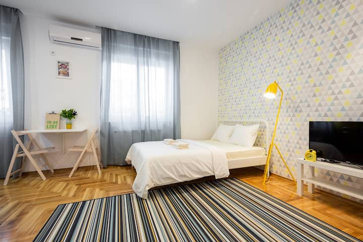 (!Promo!) Giallo Apartment + Free private parking