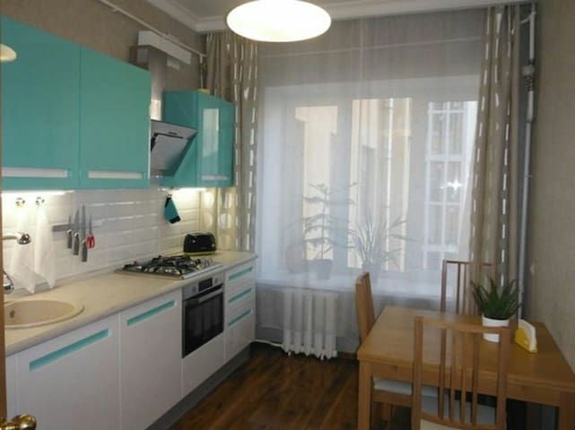 Large Comfort Apartment - Novomoskovsk
