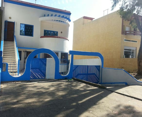 L'Ocean - Moulay Bousselham - Haus