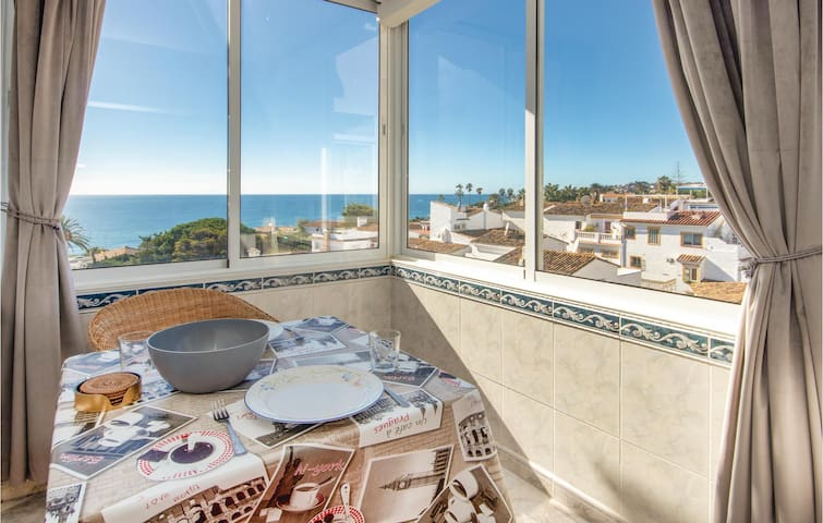Holiday apartment with 1 room on 35m² in La Cala de Mijas