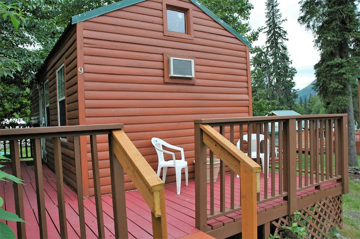 Gwin's Lodge Cedar Cabin #9
