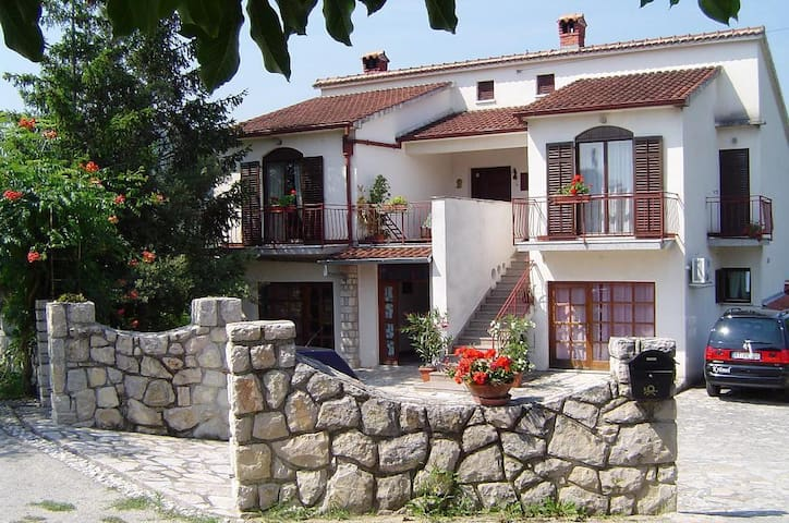 Wineyards & Landscape view - comfortable apartment - Pićan - Wohnung