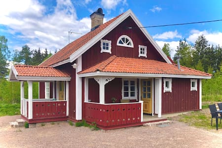Charmigt torp i Vimmerby, Småland