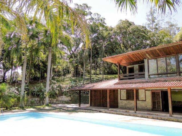 Tranquilidade na Serra (Eco Modelo) - Guapimirim
