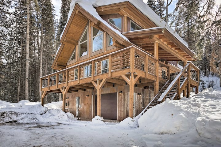 NEW! Fox Farm Retreat: Telluride Hillside Hideaway