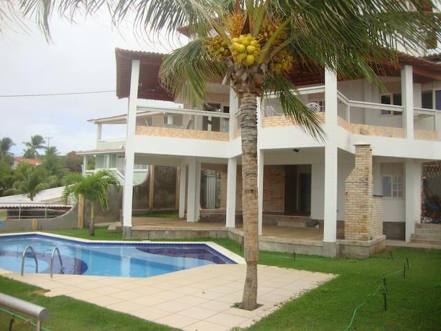 Casa de praia Pirambúzios/RN