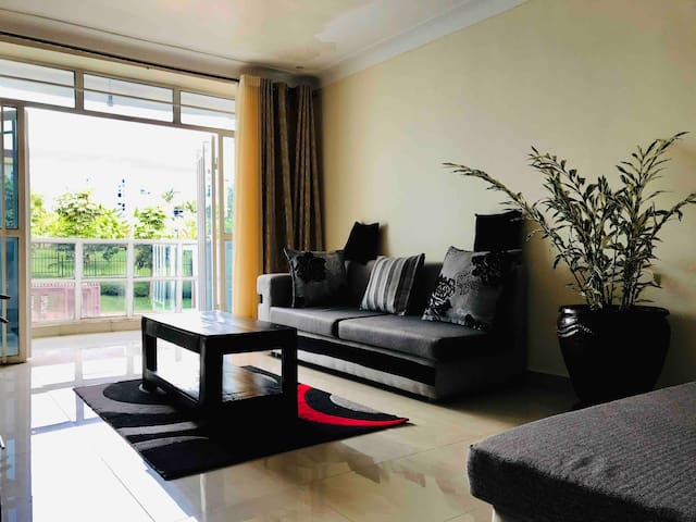 Home away from home- in the heart of Kigali