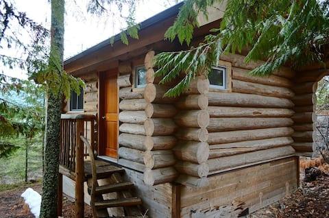 Studio Cabin on Rural Acreage