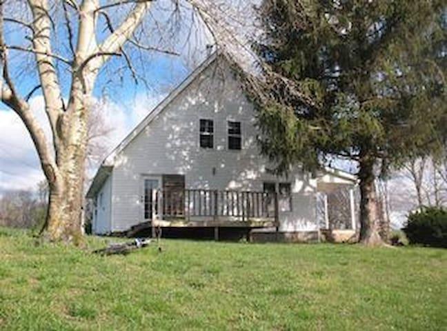 Saul Begley House - McKee - Casa