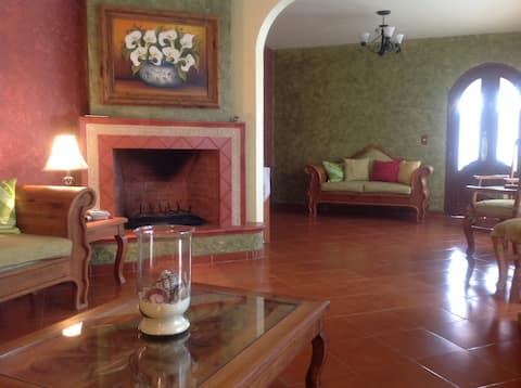 Casa Colonial en Acatzingo.