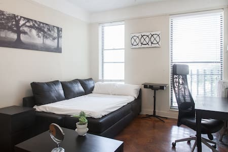 W3 Clean and Cozy 1 minute to Metro & Park - Brooklyn - Pis