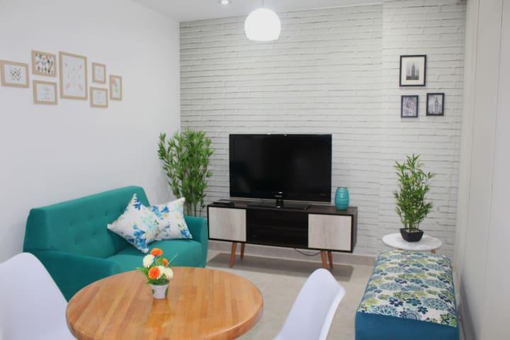 Comfy apartment, Miraflores