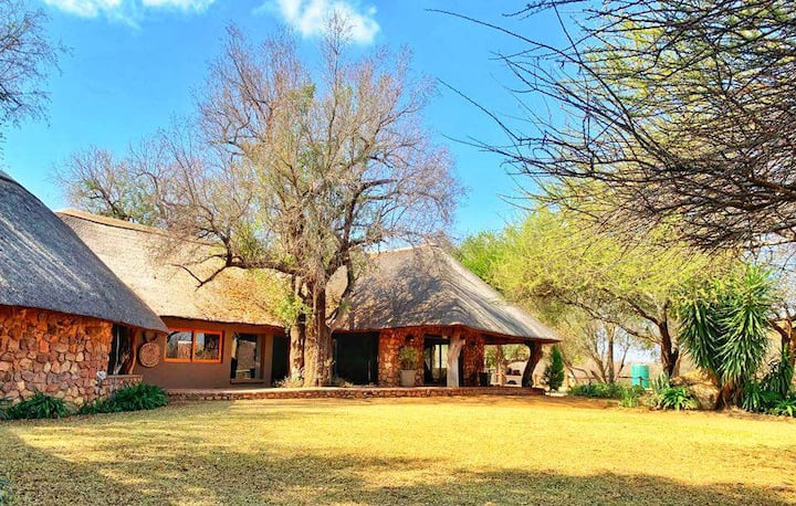 Bonwa Phala Adventure Chalets - 2 Sleeper