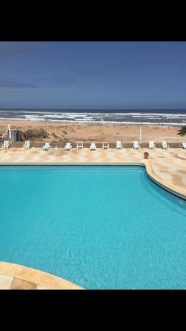 Appartement de vacances pied dans l'eau
