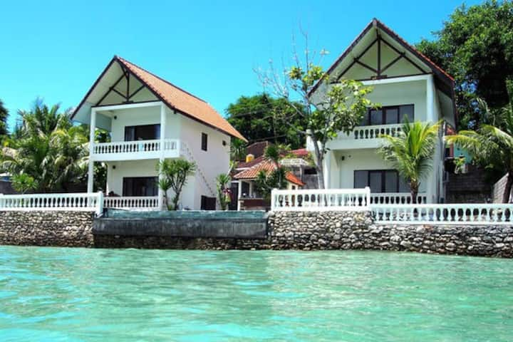 - Private room seaview in Ceningan(downstairs-1)