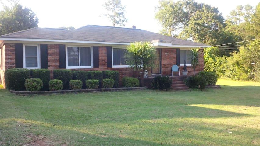 Old School Augusta Modern Magnolia
